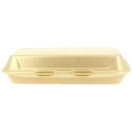 Schuim stokbrood / panini Container 2,85x1,30x0,30cm (50 stuks)