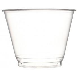 Plastic PET Container Kristal 270ml Ø9,3cm (50 stuks)