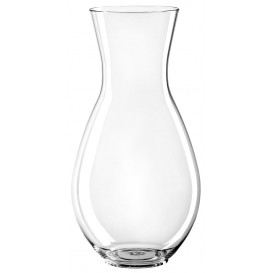 """Plastic kan Herbruikbaar transparant """"Tritan"""" 1000ml (4 stuks)"""
