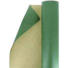 Rouleau de Papier Cadeau Kraft Vert (1 Unité)