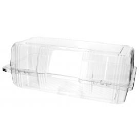 Boîte à charnière Pour Pâtisserie PET 26x13x10cm (220 Utés)