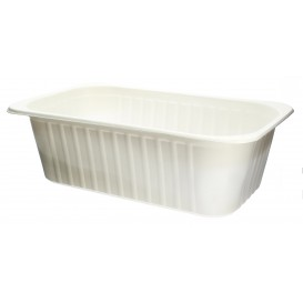 Barquette Thermoscellable Gastronorm PP 240x136x80mm (20 Utés)