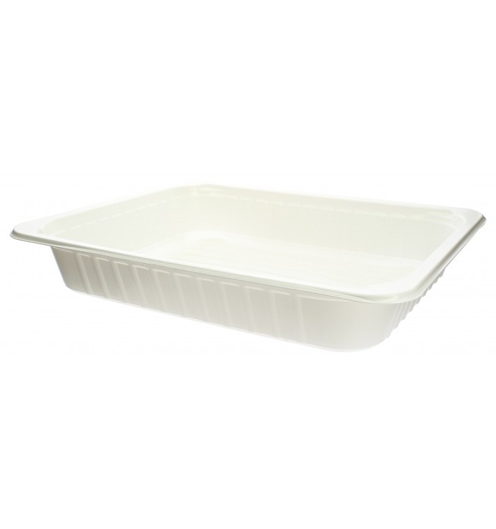Barquette Thermoscellable GS 1/2 PP 288x235x50mm (20 Utés)