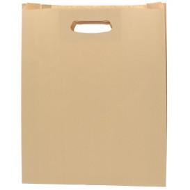 Sac en papier Hawanna Anses Découpées 70g 41+10x42cm (50 Utés)
