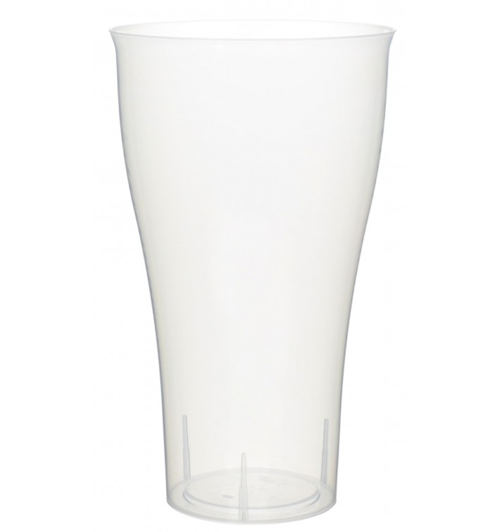 Verre Plastique PP Transparent 430ml (300 Unités)