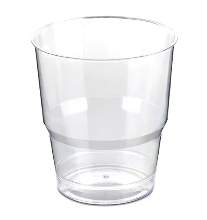 Gobelet Plastique Emballé PS Cristal Dur 250ml (40 Utés)