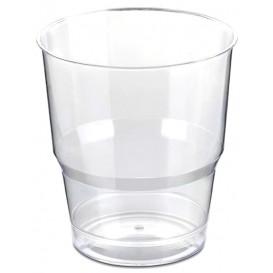 Gobelet Plastiqu PS Cristal Dur 250ml (1250 Utés)