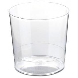 Gobelet Plastique PS Cristal Dur 330ml (30 Utés)