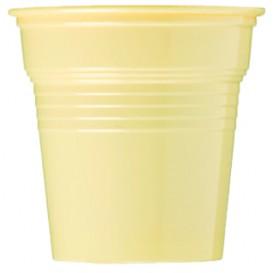 Plastic PS Shotje crème 80ml Ø5,7cm (50 stuks)