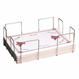 Distributeur de Sets de Table 45,5x33,5x15cm (6 Utés)