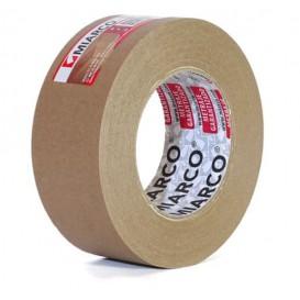 Papieren plakbandrol kraft Eco-Vriendelijk 4,8cmx80m (1 stuk)
