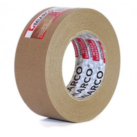 Papieren plakbandrol kraft Eco-Vriendelijk 4,8cmx80m (36 stuks)