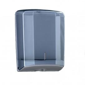 """Papieren handdoek Dispenser """"ABS"""" Elegance """"Smoked"""" (1 stuk)"""