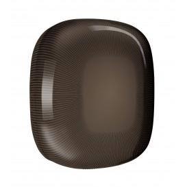 Polycarbonaat Papieren handdoek Dispenser Star zwart (1 stuk)