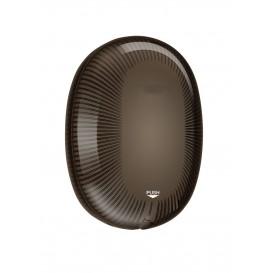 Polycarbonaat zeep dispenser zwart 850ml (1 stuk)