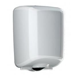Plastic Papieren Dispenser ABS middelste treksrip wit (1 stuk)