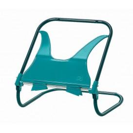 Plastic Papieren rol Stand houder ABS Verstevigd groen (1 stuk)