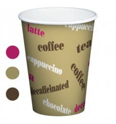 Gobelet Carton Cupmatic 8 Oz/210ml Ø7,0cm (100 Utés)