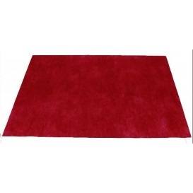 Set de Table en PP Non-Tissé Bordeaux 35x50cm 50g (500 Utés)