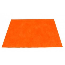 Set de Table en PP Non-Tissé Orange 35x50cm 50g (500 Utés)