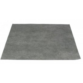 Set de Table en PP Non-Tissé Gris 35x50cm 50g (500 Utés)