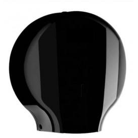 Plastic Papieren rol Dispenser 300m ABS zwart (1 stuk)