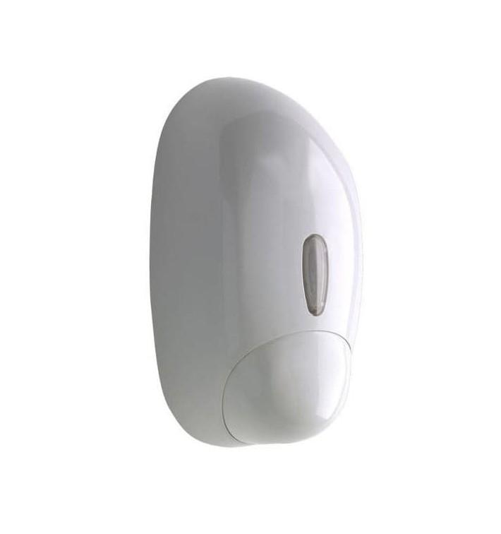 Distributeur De Savon Mousse ABS Blanc 900ml (1 Uté)