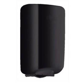 Plastic Papieren Dispenser ABS mini middelste treksrip zwart (1 stuk)