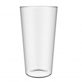 Verre Réutilisable SAN pour Bière 586ml (50 Utés)