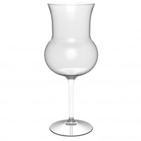 """Coupe Réutilisable Cocktail """"Bio Based"""" Tritan Transp. 530ml (6 Utés)"""