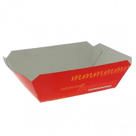 Barquette Carton 250 ml 9,6x6,5x4,2cm (25 Unités)