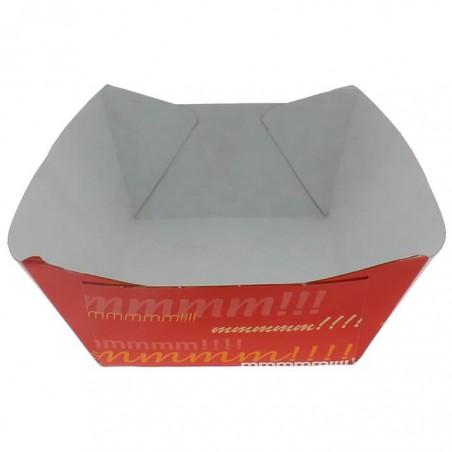 Barquette Carton 350ml 10,6x7,3x4,5cm (1.000 Utés)