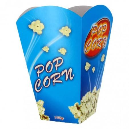 Etuis à Pop-Corn Grand 150g 8,7x13x20,3cm (25 Unités)