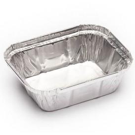 Emballage aluminium 250ml 128x100x32mm (2000 Utés)