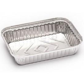 Emballage aluminium 580ml 185x135x30mm (125 Utés)