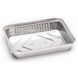 Emballage aluminium 1000ml 230x175x34mm (125 Utés)