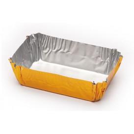 Folie bakken beker 5x3x1,6cm (100 stuks)
