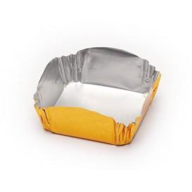 Folie bakken beker 4x3,5x1,6cm (100 stuks)