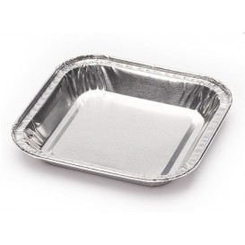 Folie pan pastei Rond vormig 37ml (175 stuks)