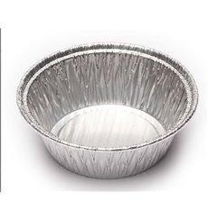 Moule Aluminium Rond Tartelette 60ml (200 Unités)