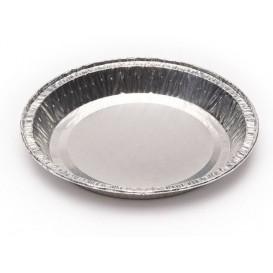 Folie pan pastei Rond vormig 90ml (1600 stuks)