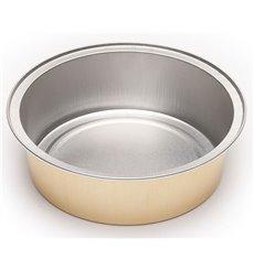 Godet en Aluminium Paroi Lisse 140 ml (166 Unités)