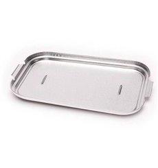 Couvercle Aluminium pour Barquette Aluminium 330ml (100 Utés)