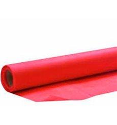 Nappe Rouleau PP Non Tissé Rouge 1,2x50m 50g (6 Utés)