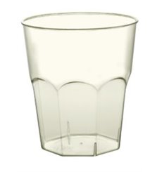 Verre PLA Dur Biodégradable Transparent 200ml (50 Utés)