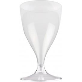 Glas PLA biologisch afbreekbaar transparant 200ml (40 stuks)