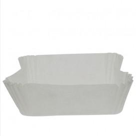 Bakpapier voor het bakken dienblad 18,0x10,5x5,0cm (4.000 stuks)
