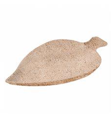 Mini Feuille Canne à Sucre Naturel 8x5,5 cm (50 Utés)