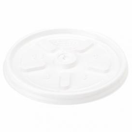 Couvercle Gobelet Isotherme FOAM 4Oz/120ml Ø6,9cm (100 Unités)