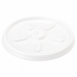 Couvercle Gobelet Isotherme FOAM 4Oz/120ml Ø6,9cm (1.000 Unités)